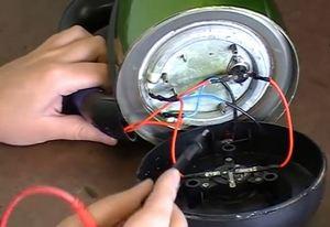 Ремонт стеклянного электрочайника своими руками