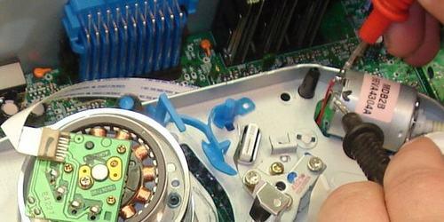 Ремонт видеомагнитофона своими руками